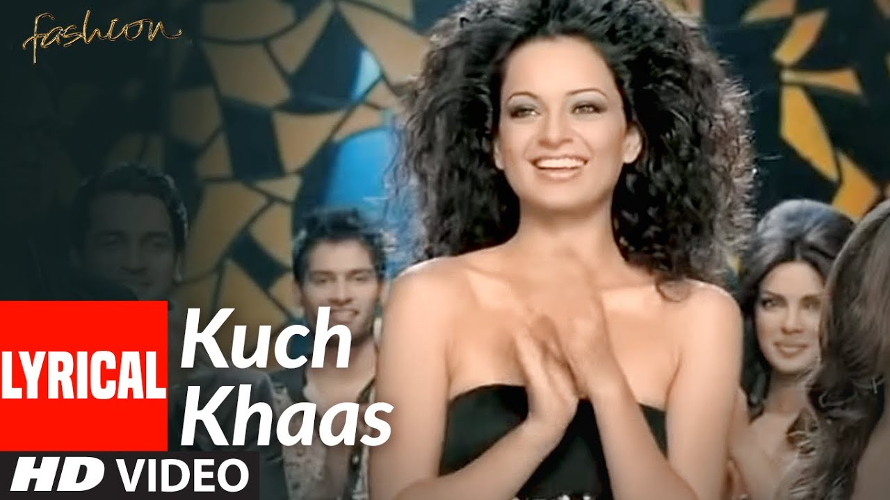 Kuch Khaas Song Lyrics Image