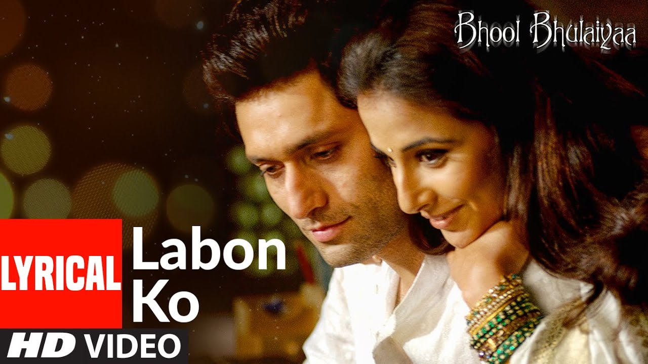 Labon Ko Song Lyrics