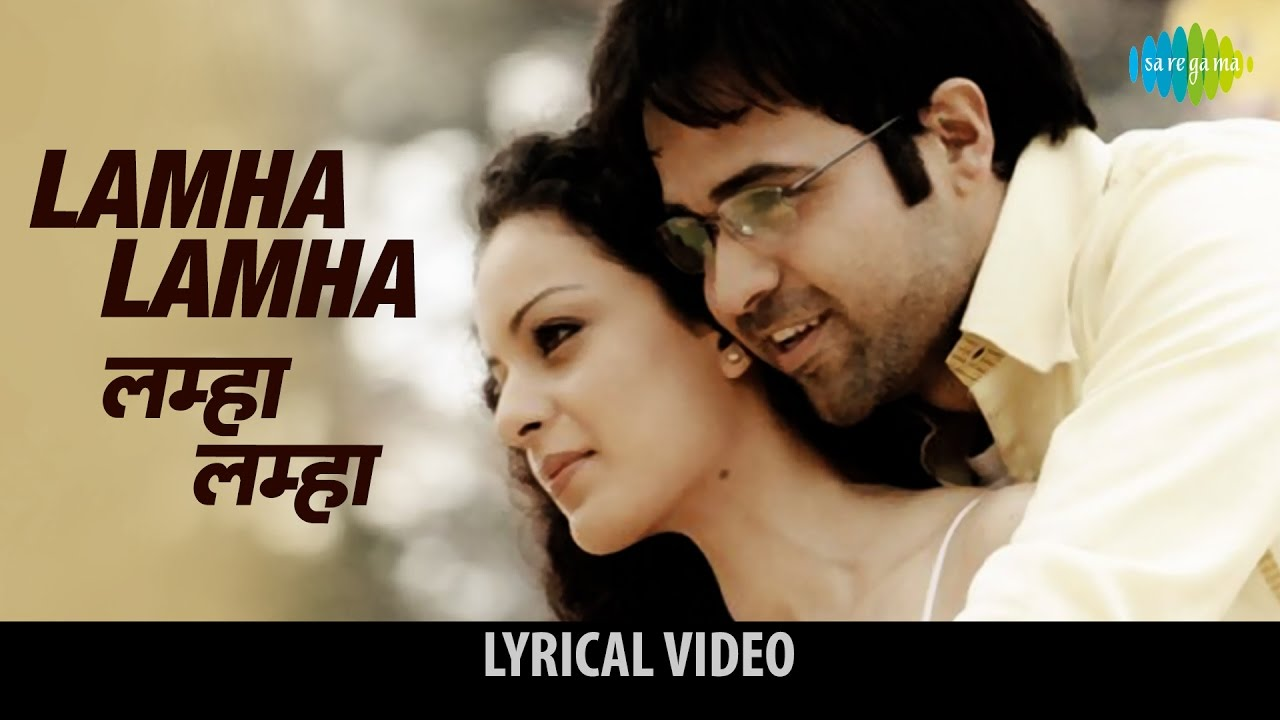 Lamha Lamha Song Lyrics Image