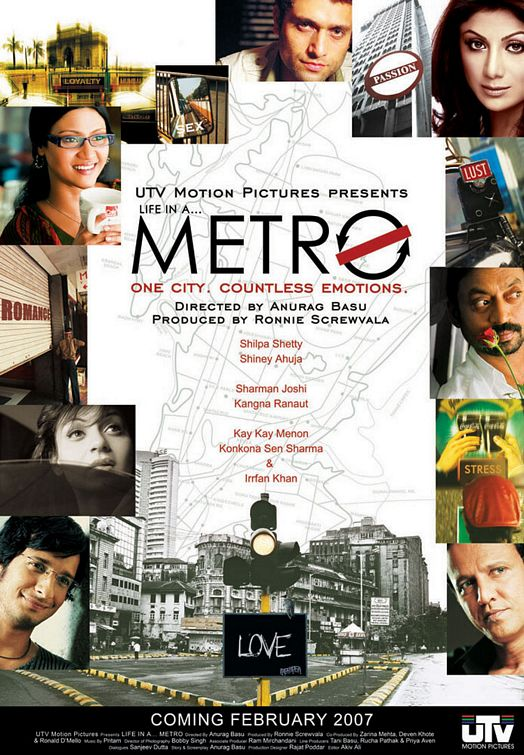 Life In A... Metro Poster