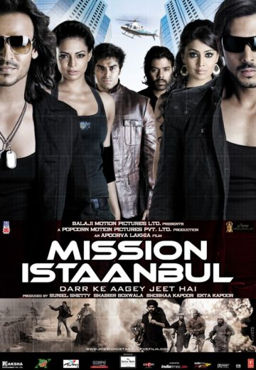 Mission Istaanbul Poster