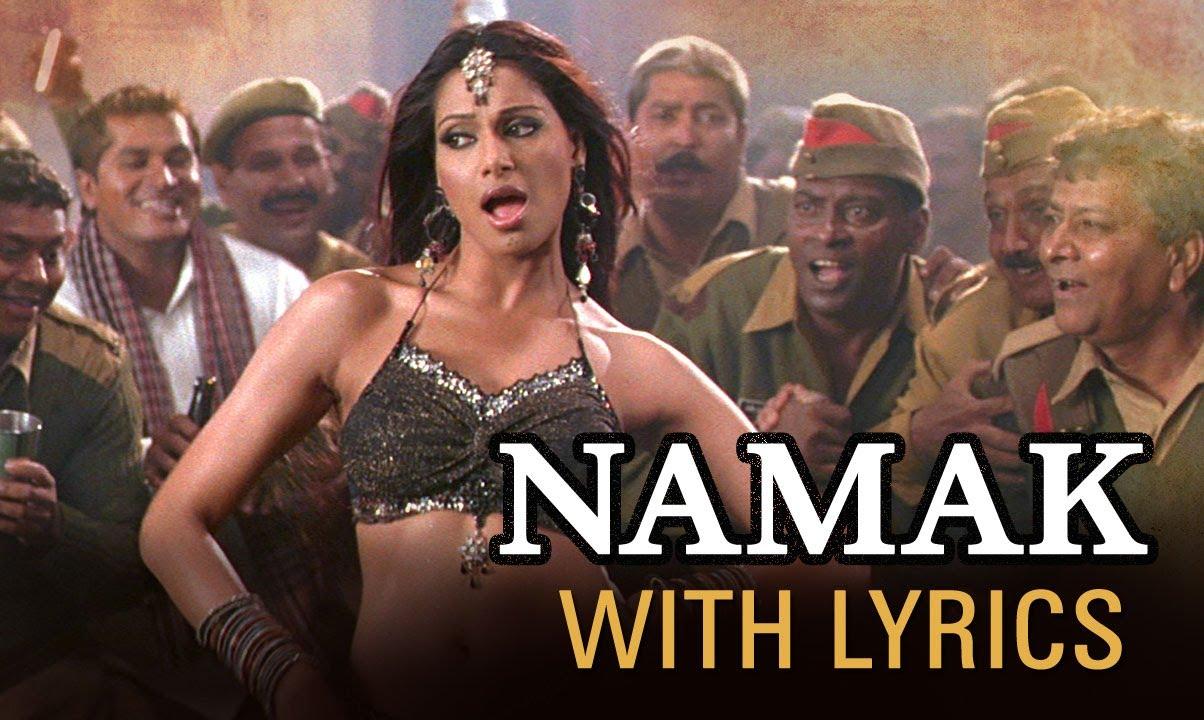 Namak Song Lyrics Image