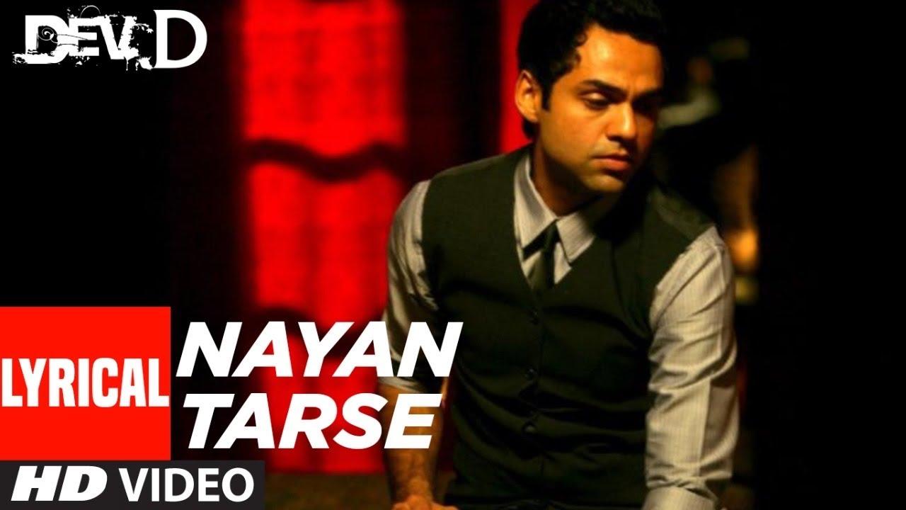 Nayan Tarse Song Lyrics Image