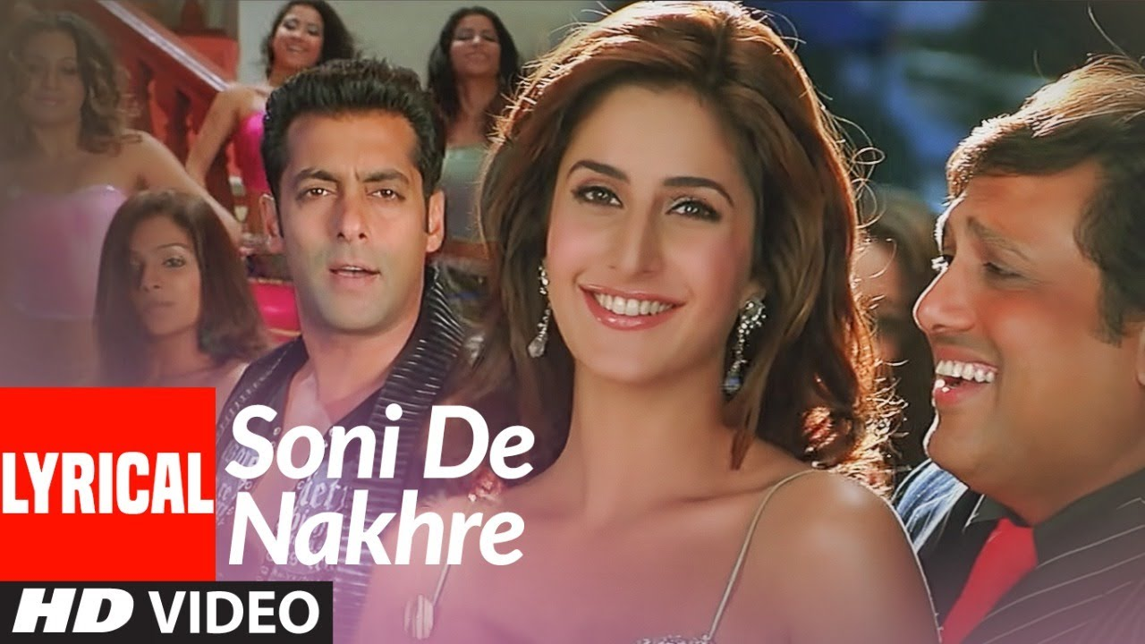 Soni De Nakhre Song Lyrics
