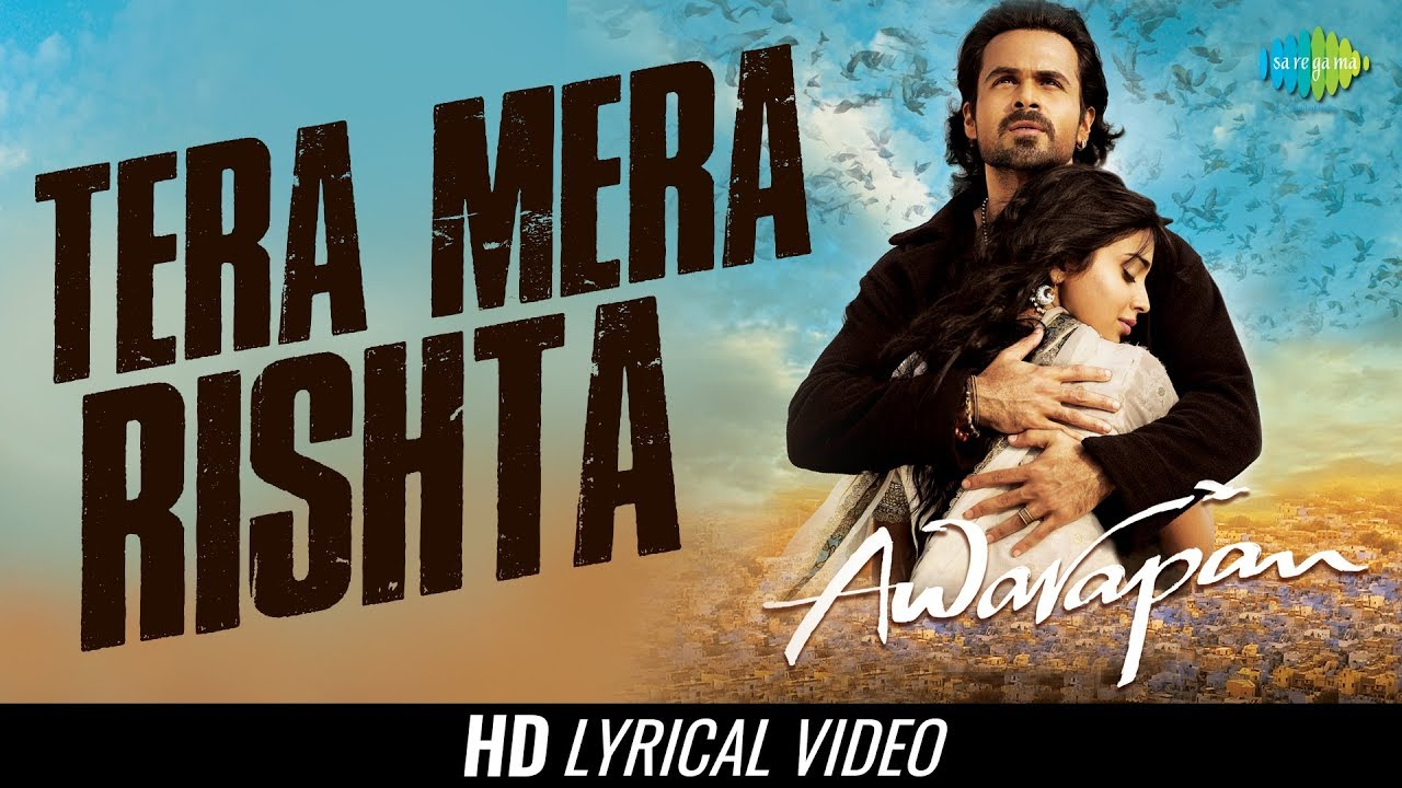 Tera Mera Rishta Song Lyrics Image
