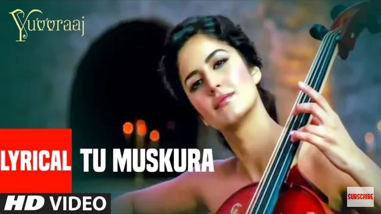 Tu Muskura Song Lyrics Image