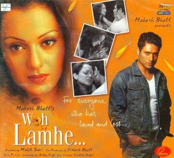 Woh Lamhe Poster