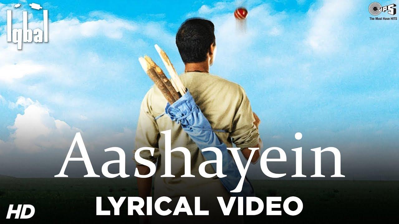 Aashyein Song Lyrics Image