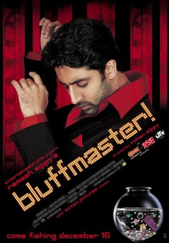 Bluffmaster! Poster