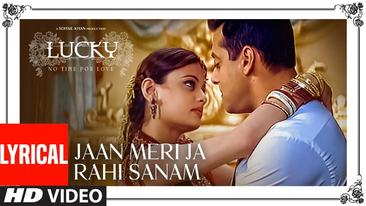 Jaan Meri Ja Rahi Sanam Song Lyrics Image