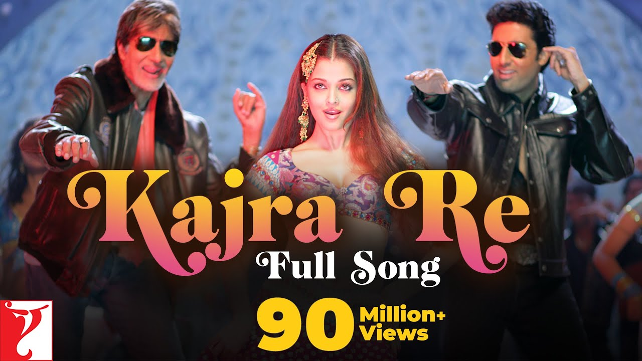 Kajra Re Song Lyrics