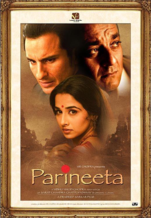 Parineeta Poster