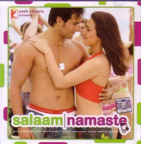 Salaam Namaste Poster