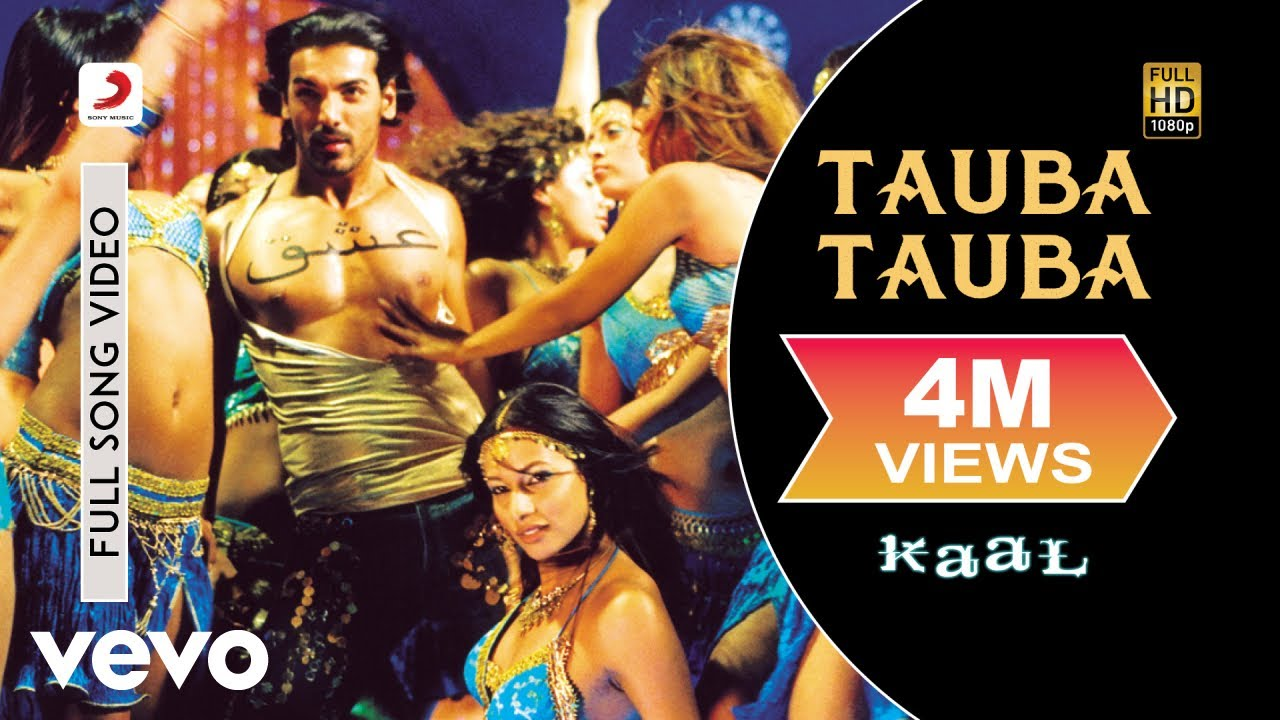 Tauba Tauba Song Lyrics Image