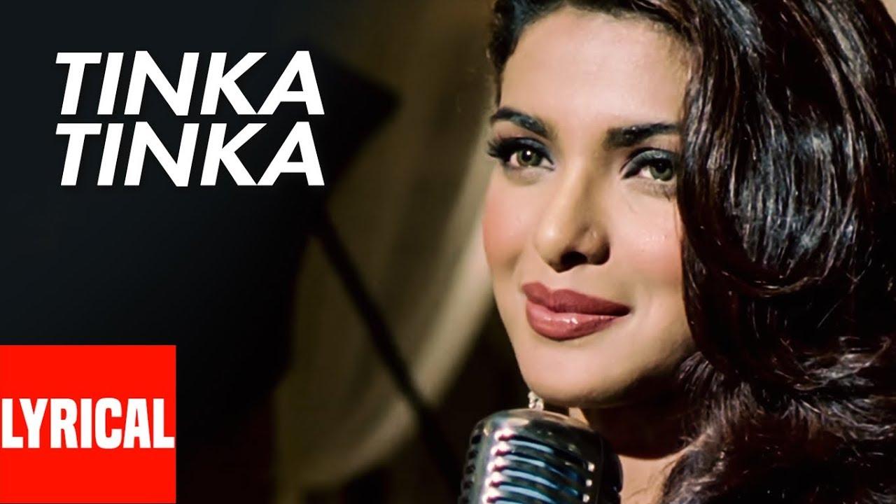 Tinka Tinka Song Lyrics Image