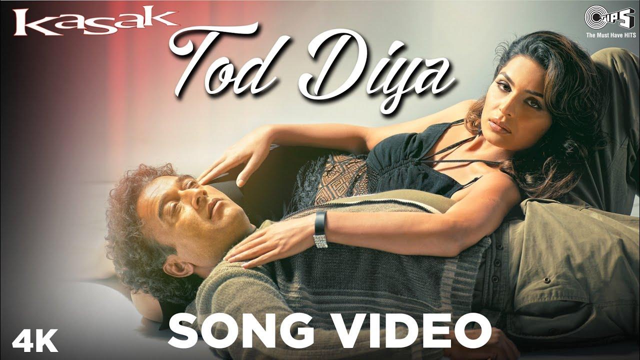 Tod Diya Song Lyrics Image