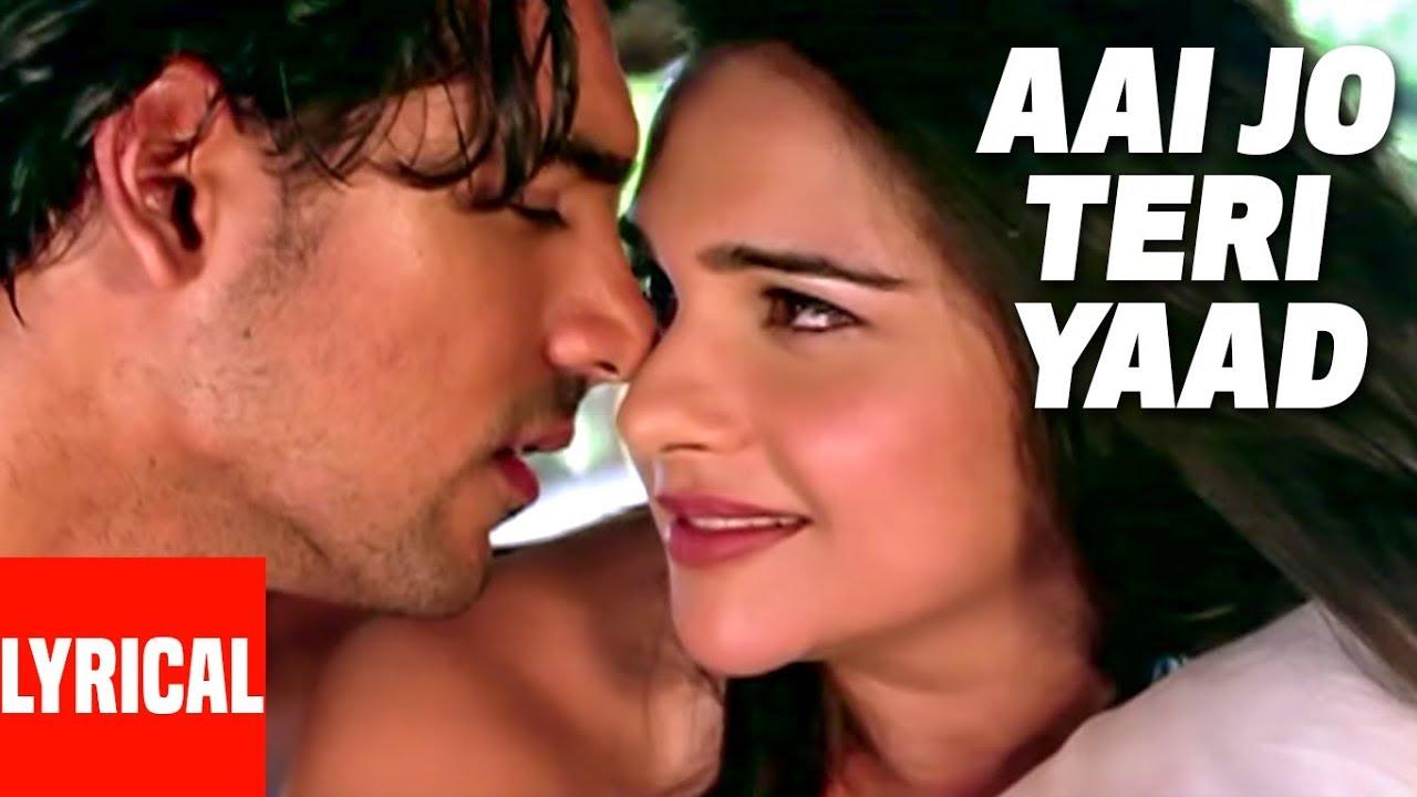 Aai Jo Teri Yaad Song Lyrics
