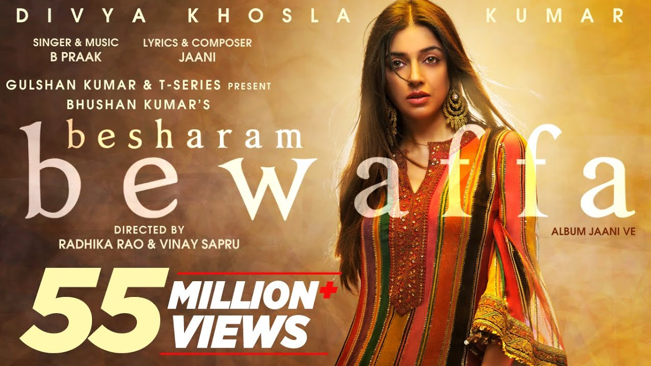 Besharam Bewaffa Song Lyrics Image