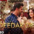 Deedar De Song Lyrics Image