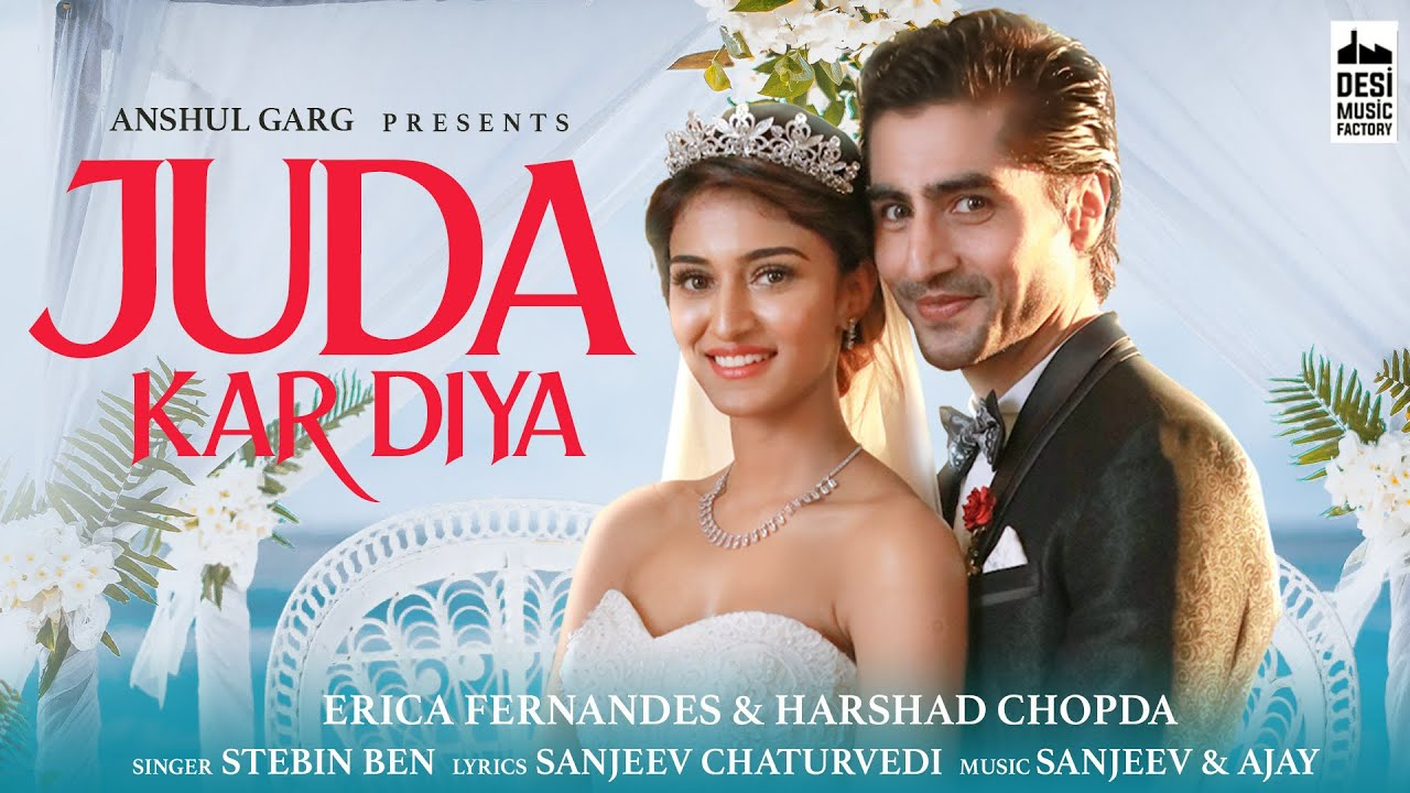 Juda Kar Diya Song Lyrics Image