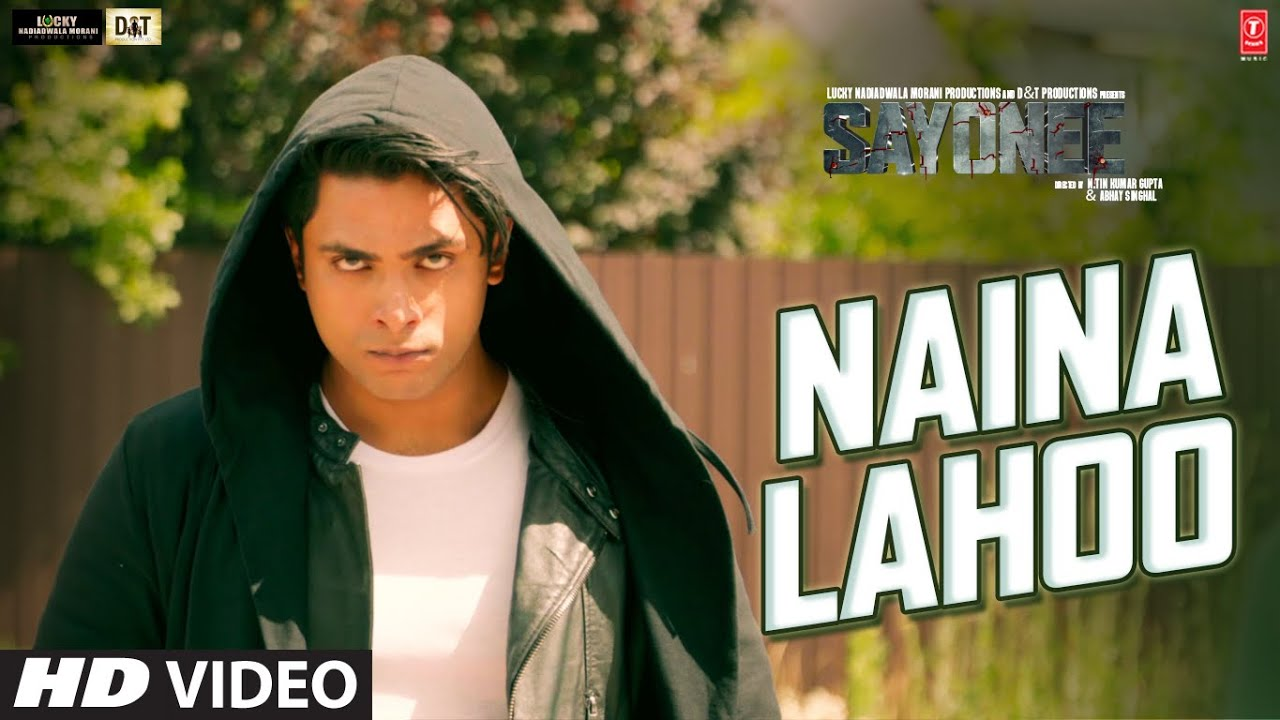Naina Lahoo Song Lyrics