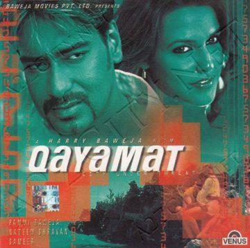 Qayamat Movie Poster