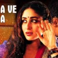 Sajna Ve Sajna Song Lyrics Image