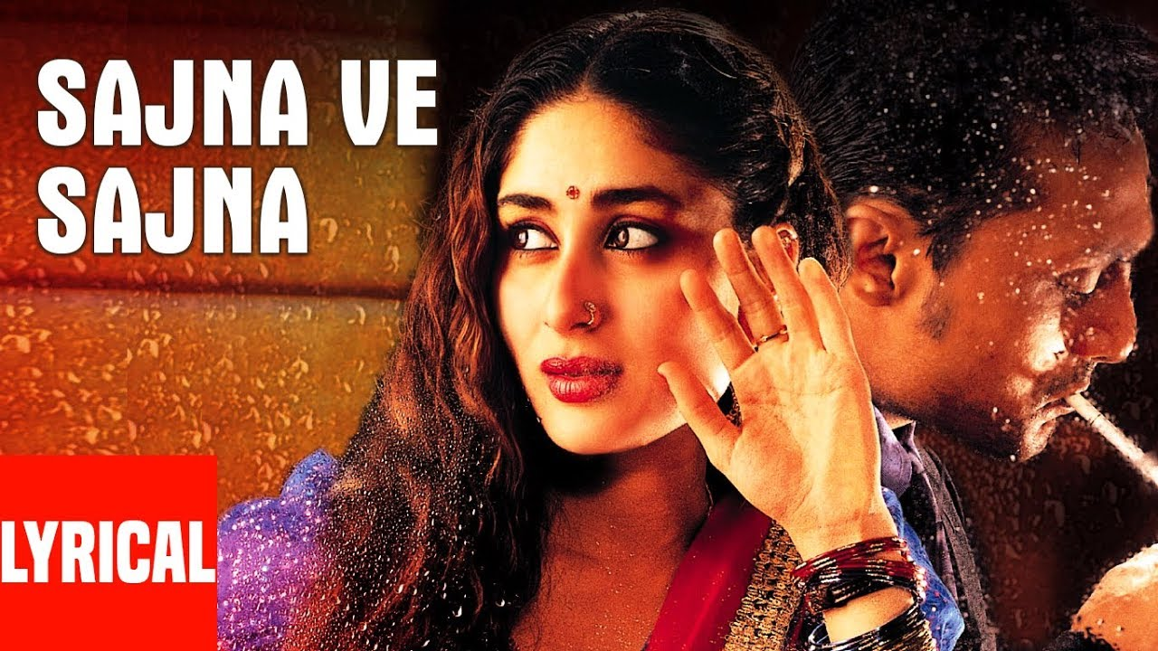 Sajna Ve Sajna Song Lyrics