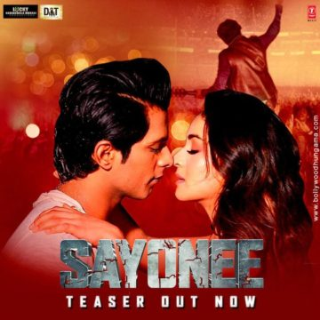 Sayonee Movie Poster