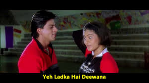 Yeh Ladka Hai Deewana Song Lyrics