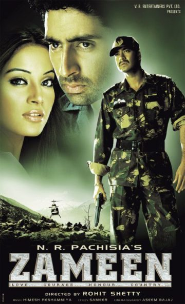 Zameen Movie Poster