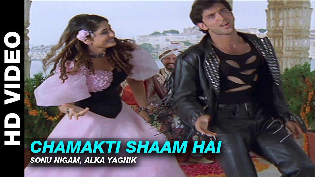 Chamakti Shaam Hai Song Lyrics