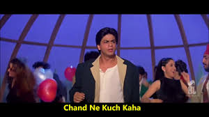 Chand Ne Kuch Kaha Song Lyrics