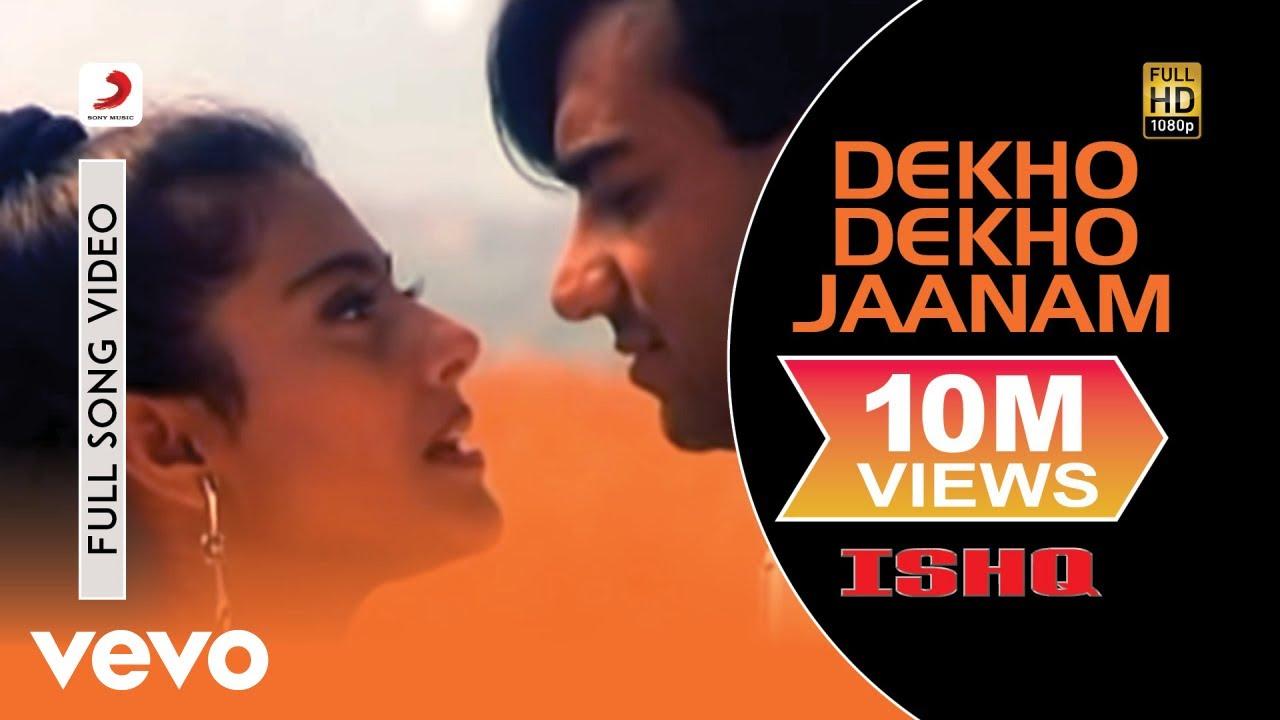 Dekho Dekho Jaanam Song Lyrics