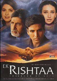 Ek Rishtaa The Bond of Love Movie Poster