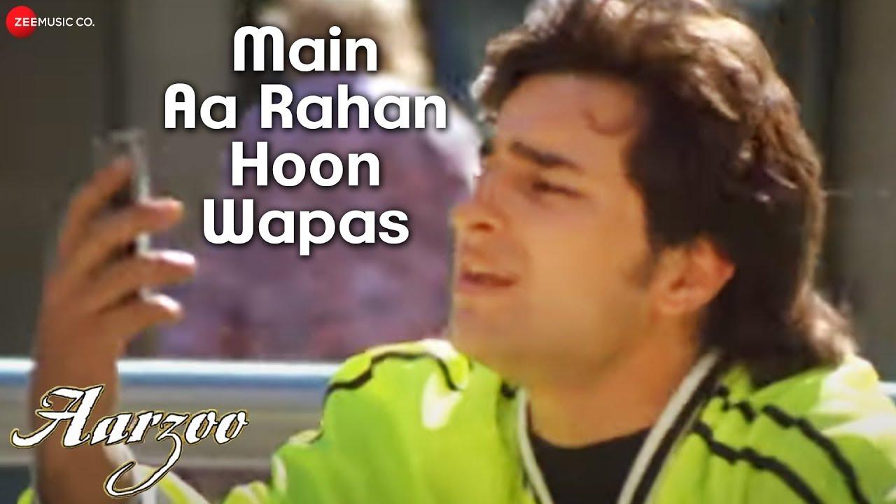 Main Aa Rahan Hoon Song Lyrics