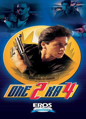 One 2 Ka 4 Movie Poster