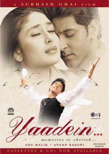 Yaadien Movie Poster