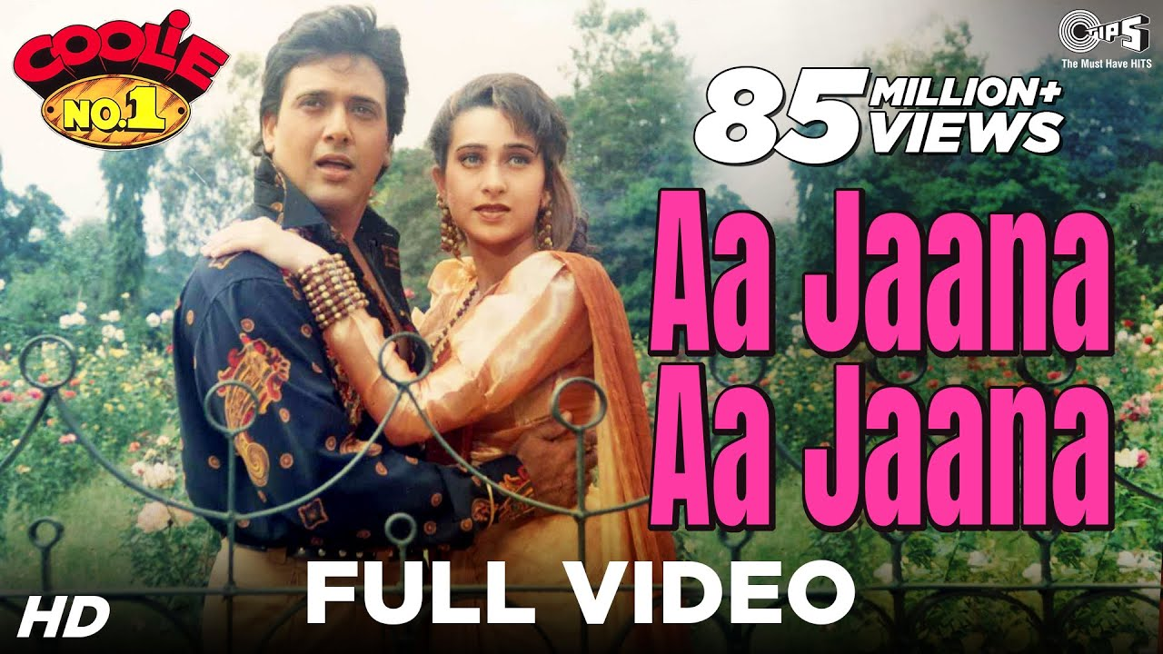 Aa Jaana Aa Jaana Song Lyrics