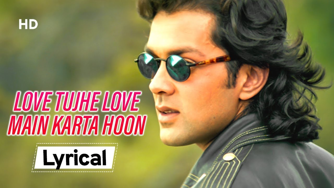 Love Tujhe Love Main Karta Hoon Song Lyrics