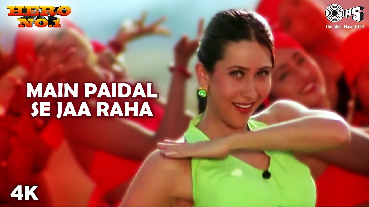 Main Paidal Se Jaa Song Lyrics