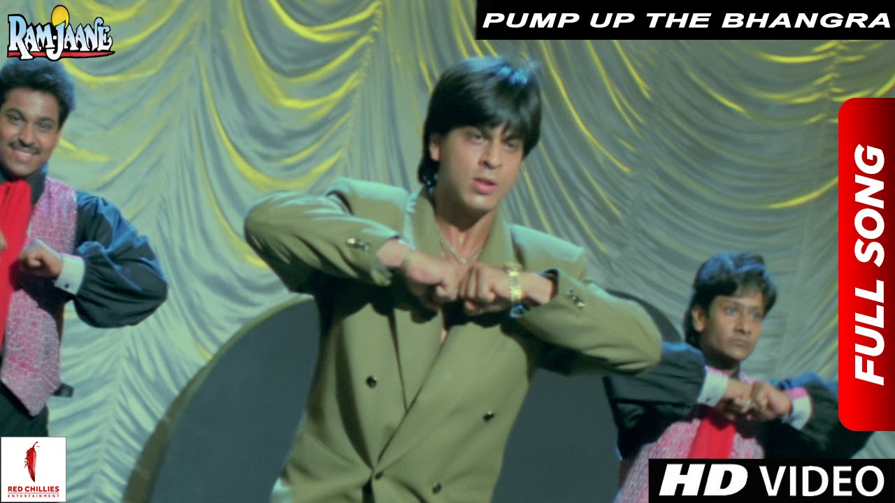 Pump Up The Bhangra Song Lyrics