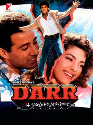 Darr Movie Poster