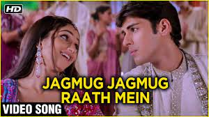 Jagmag Jagmag Raat Me Song Lyrics