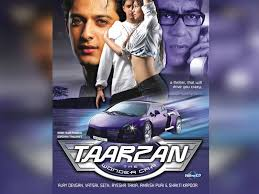 Taarzan - The Wonder Car