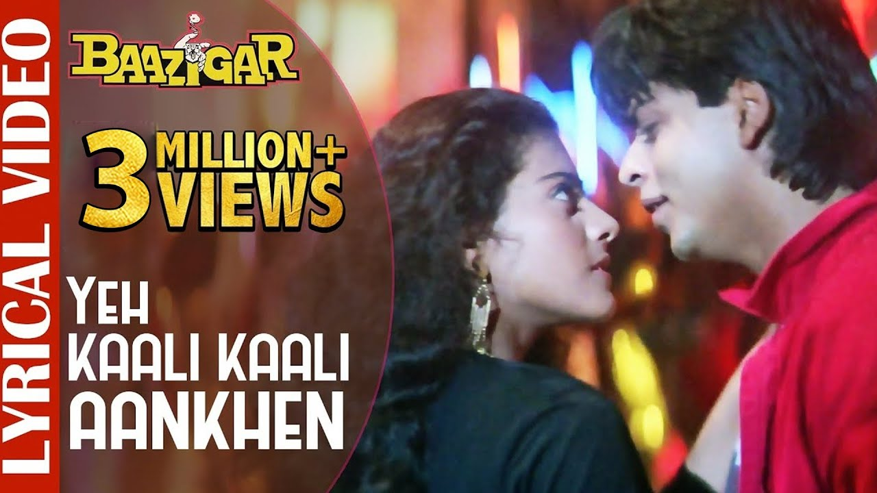 Yeh Kaali Kaali Aankhen Song Lyrics