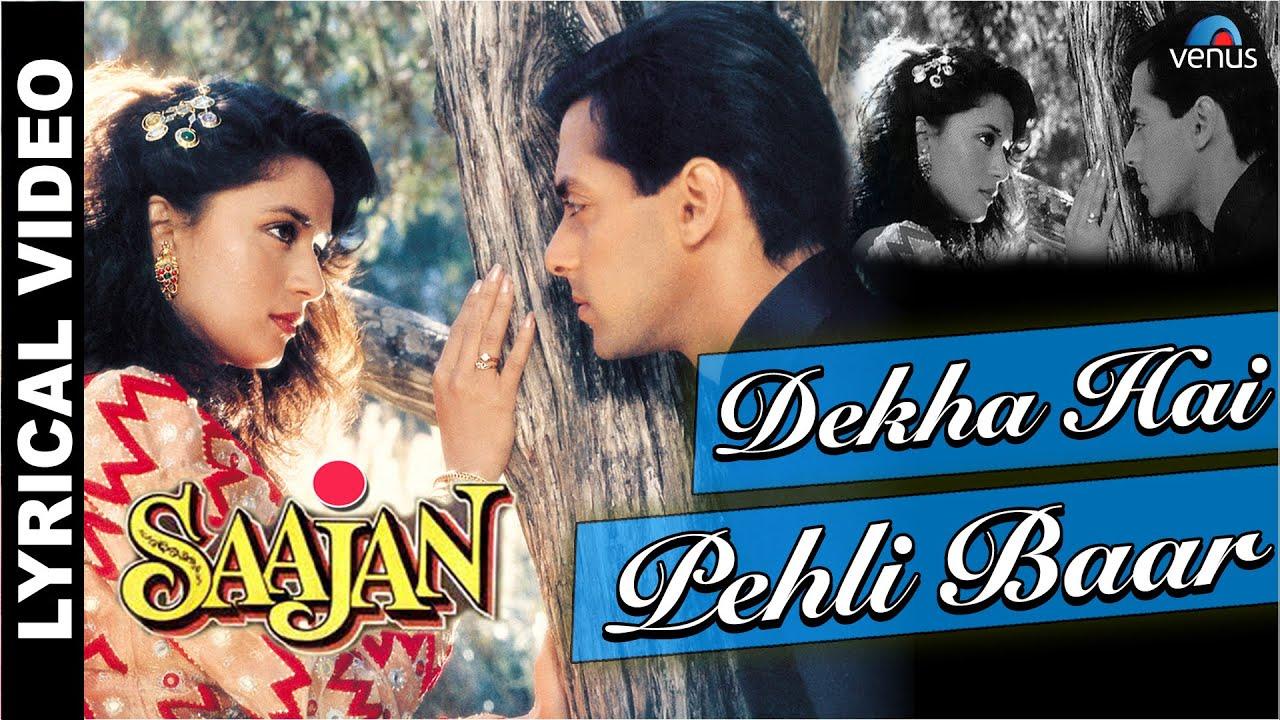 Dekha Hai Pehli Baar Song Lyrics