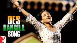 Des Rangila Song Lyrics