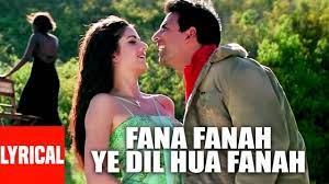 Fana Fanah Song Lyrics