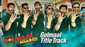 Golmaal Title Song Lyrics